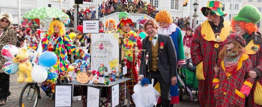 German Karneval Mardi Gras Fasching Traditions Recipes Helau