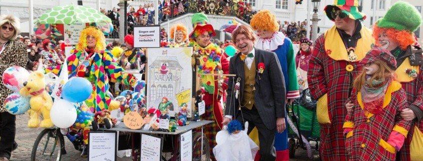 German Karneval Mardi Gras