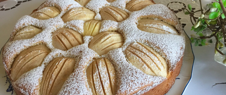 Easy German Apple Cake Recipe