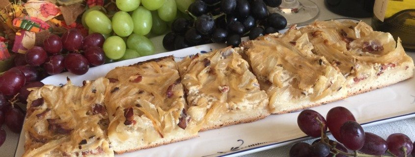 German Onion Cake Recipe