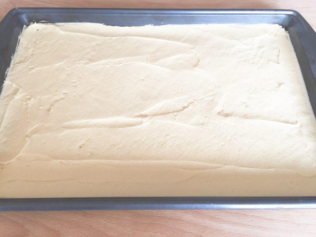 Baking Danube Wave Cake Recipe