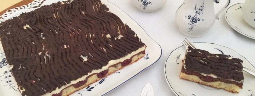Danube Wave Cake Recipe