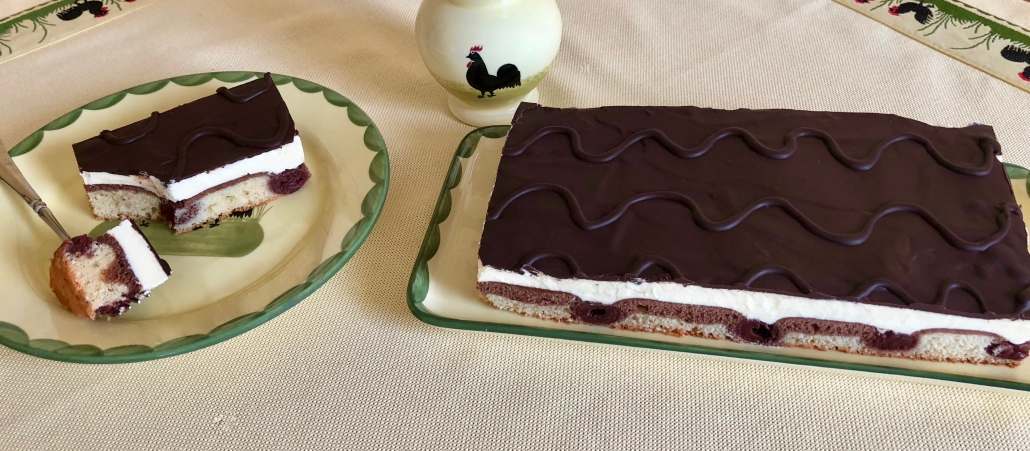 Danube Wave Cake Recipe