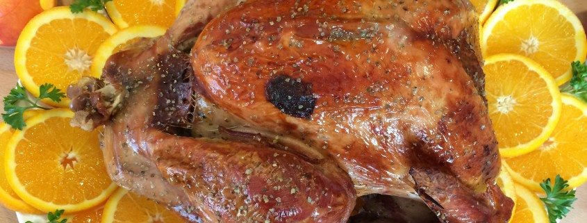 Stuffed Turkey Recipe