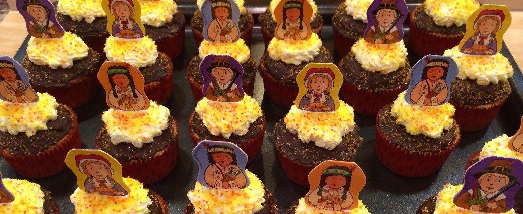 Pumpkin Liqueur Cupcakes