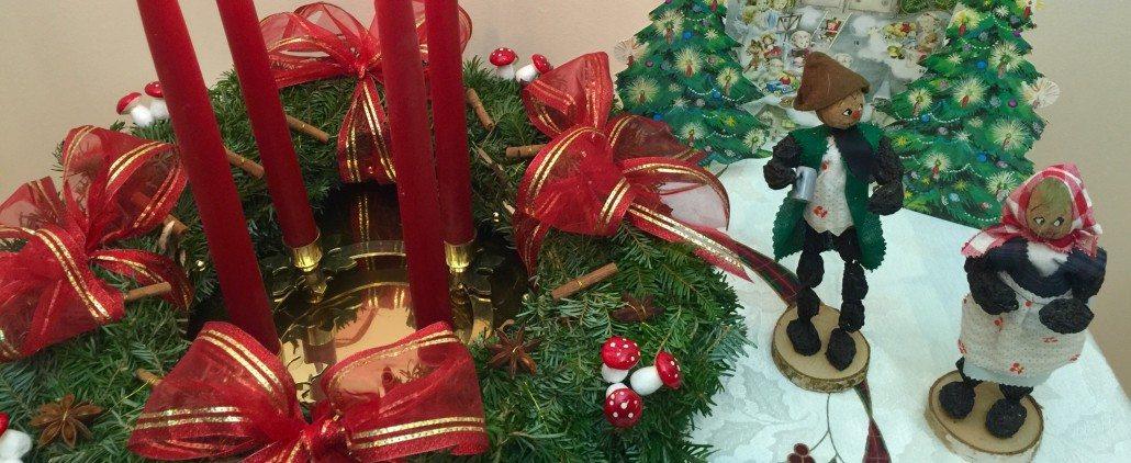 Advents Wreath German Christmas Celebrations