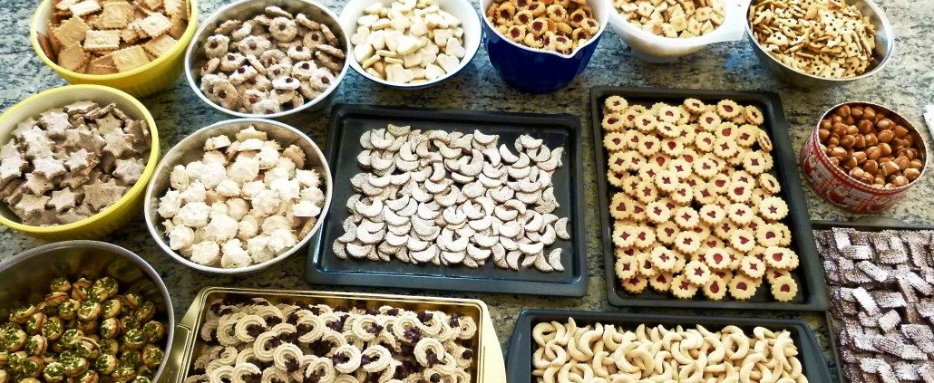 Traditional German Christmas Cookies | Authentic Recipes ...