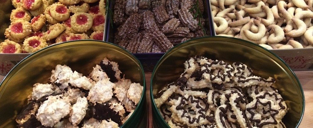 Traditional american christmas cookie recipes
