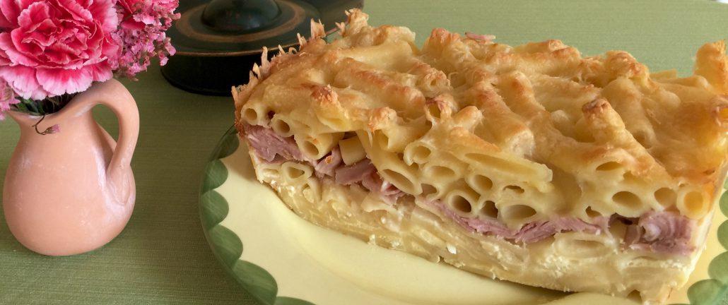 Ham Noodle Casserole Recipe