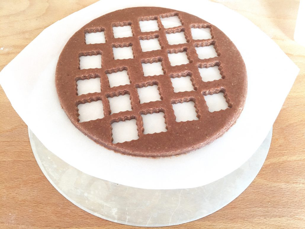 Top Linzer Cake Recipe
