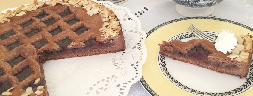 Linzer Cake Recipe