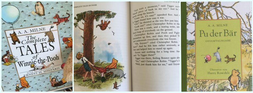 Complete Tales of Winnie the Pooh