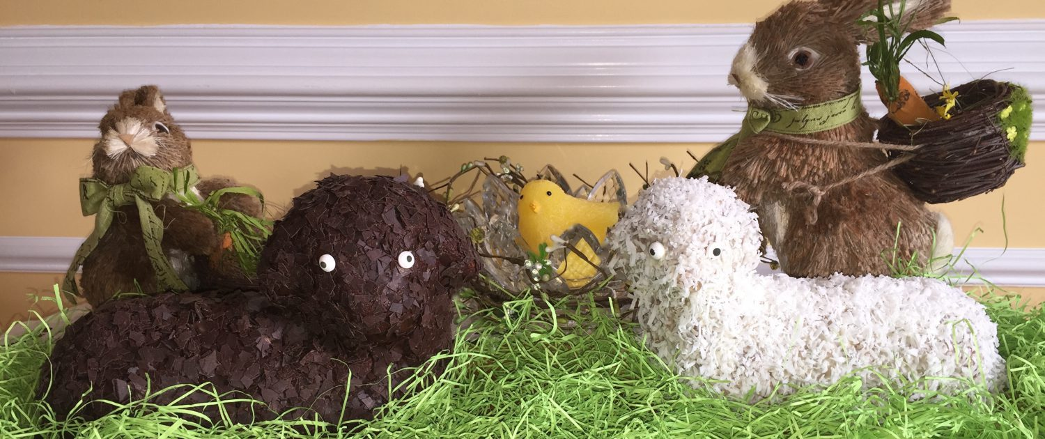 Easter Lamb Cake Recipe
