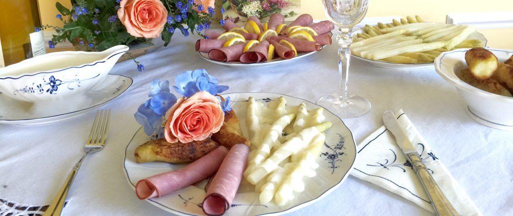 German White Asparagus Recipe
