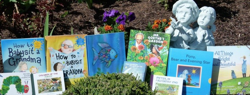 Children's Books Nature Inspired