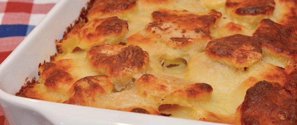potato casserole recipe