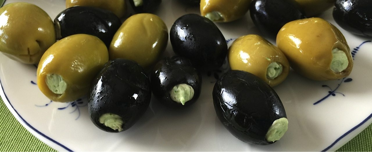 Stuffed Olives Recipe