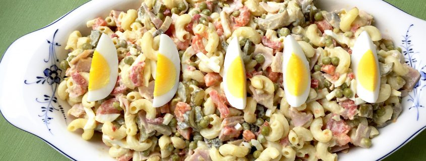 Homemade Pasta Salad