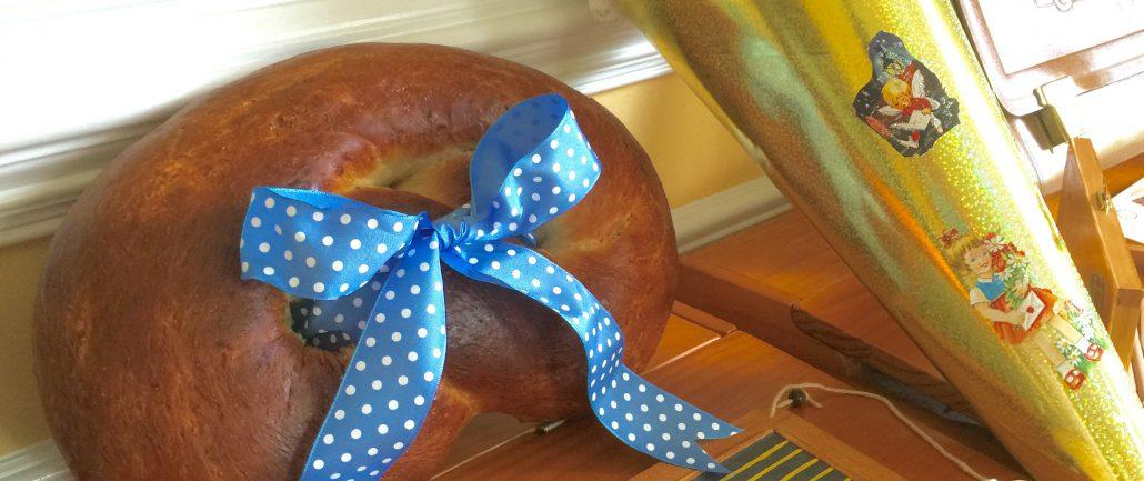 School Pretzel Bread