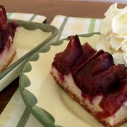 German Plum Cake Recipe