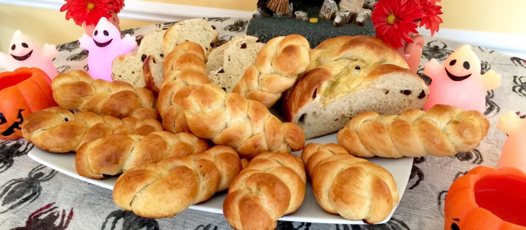 Sweet Braided Bread Recipe