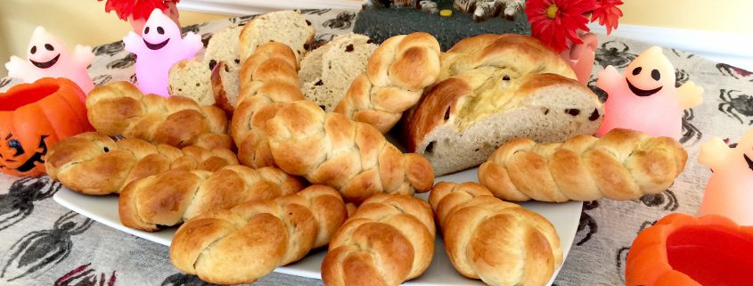 Sweet Braided Bread Recipe