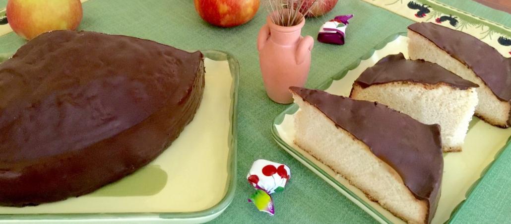 German Sandtorte Cake Recipe