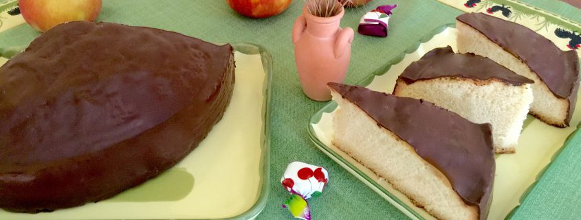 German Sandtorte Cake Recipe
