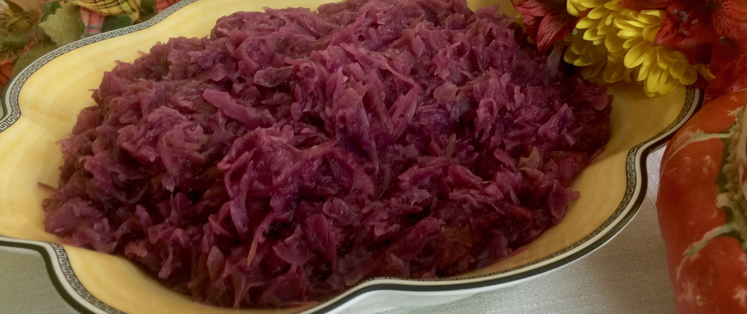 Traditional German Red Cabbage Recipe