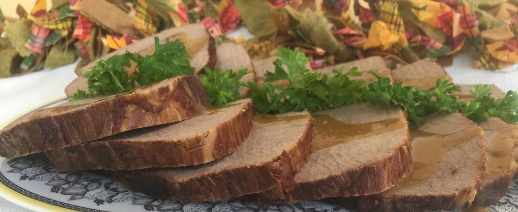 Display Beef Roast Recipe