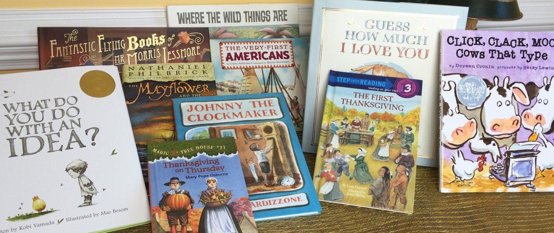 Great Children's Books Autumn