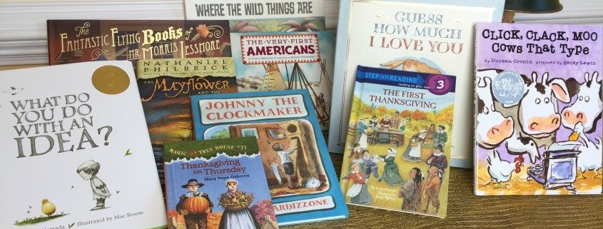 Great Children's Books Autumn