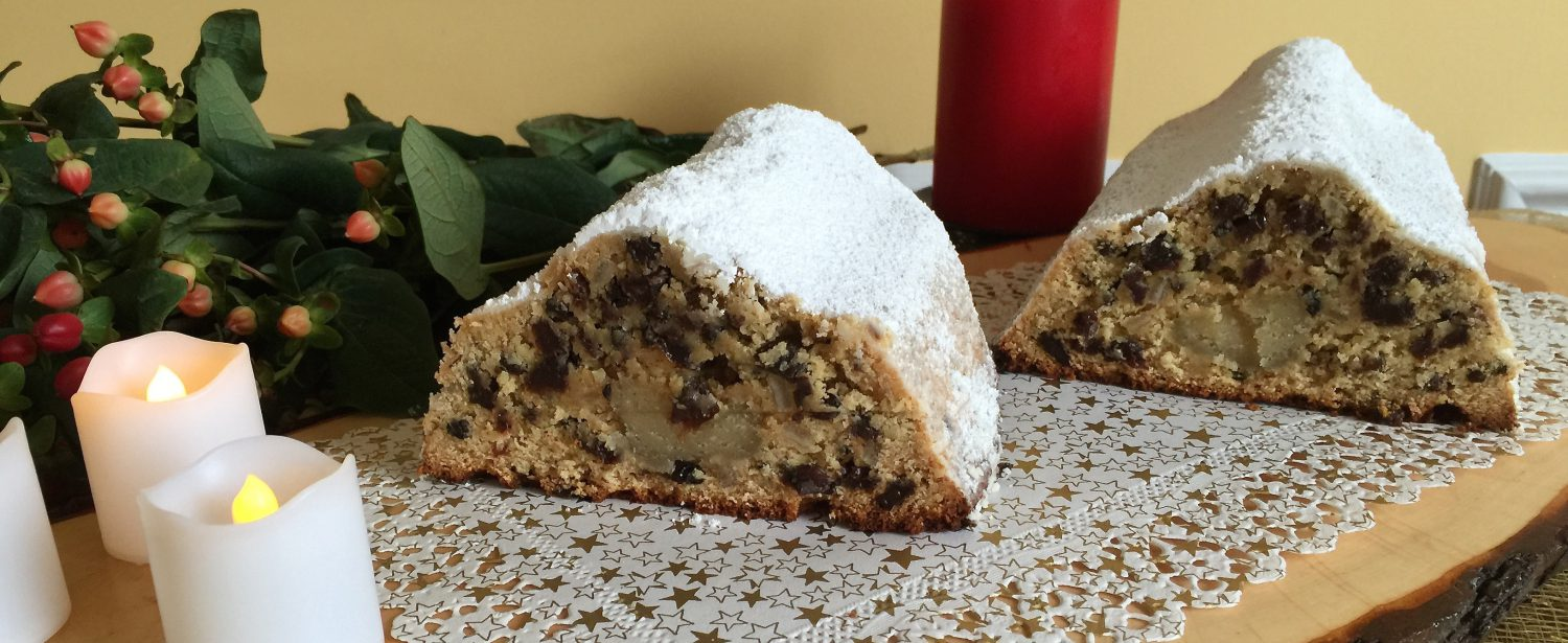 Marzipan Stollen Recipe Traditional Baking For Christmas