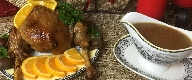 Stuffed Martin's Goose