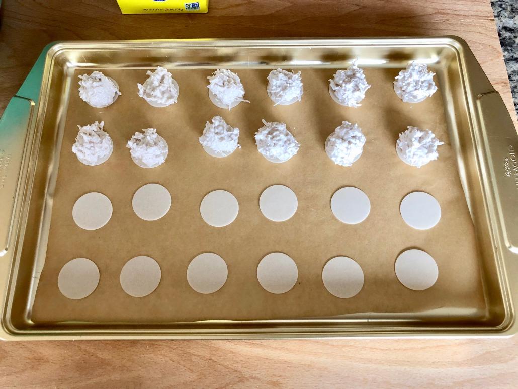 Preparation of Baking