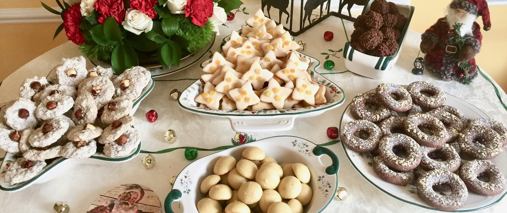 German Christmas Cookies.Traditional German Christmas Cookies Authentic Recipes