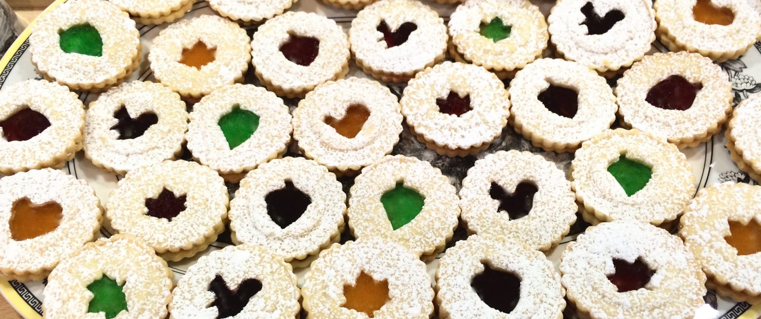 German Butter Cookies Recipe | Traditional Christmas Cookies