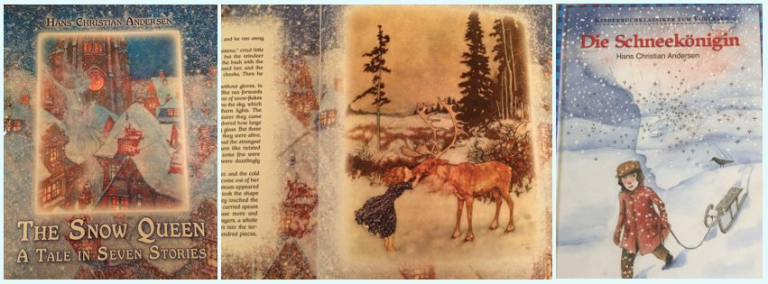 Children's Book The Snow Queen by Christian Andersen