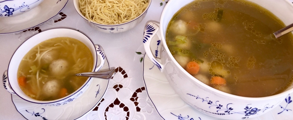 German Beef Soup Recipe