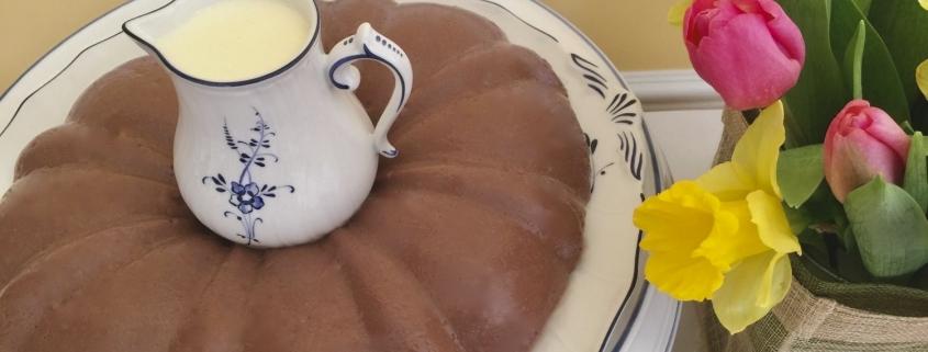 Easy Chocolate Pudding Recipe