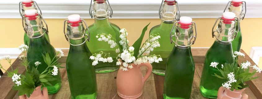 Sweet Woodruff Syrup