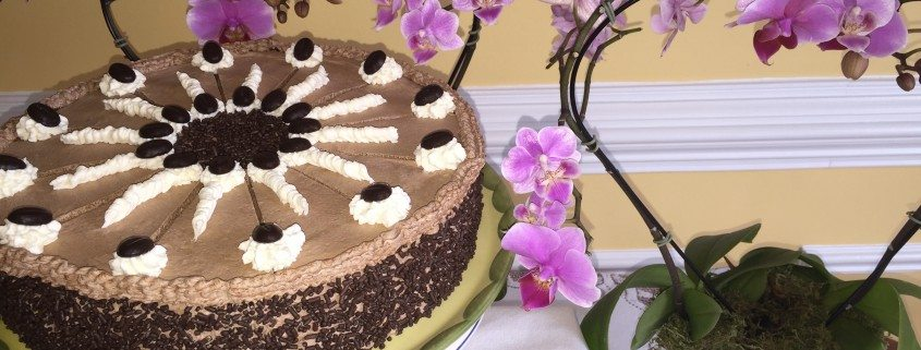 Mocha Buttercream Cake Recipe