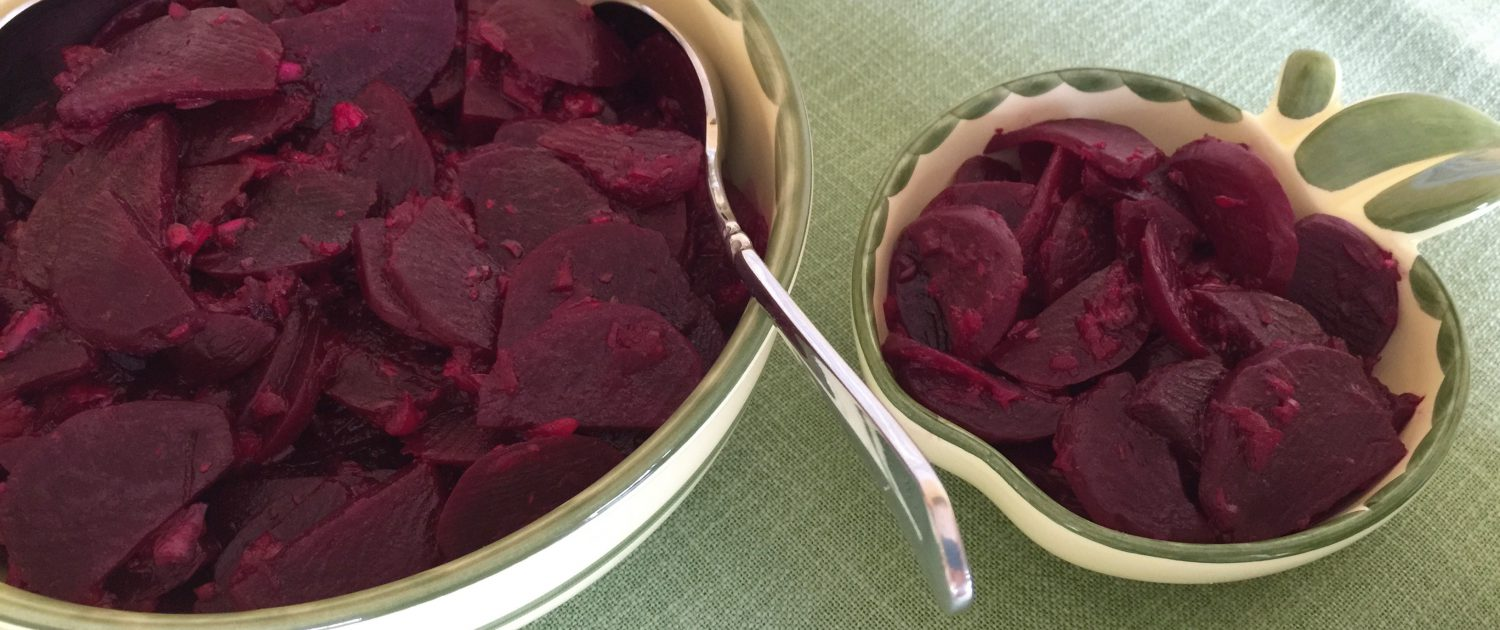 Red Beet Salad Recipe
