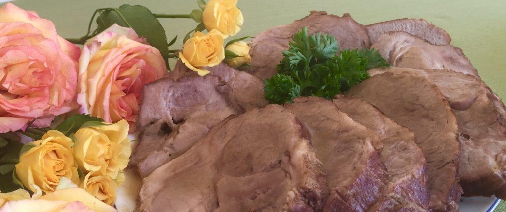 German Pork Roast Recipe