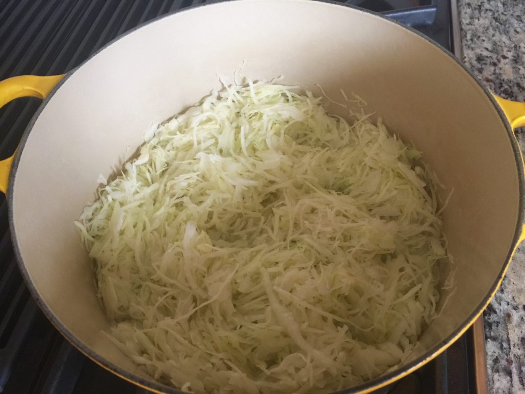 Preparation German Coleslaw Recipe