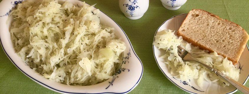 German Coleslaw Recipe