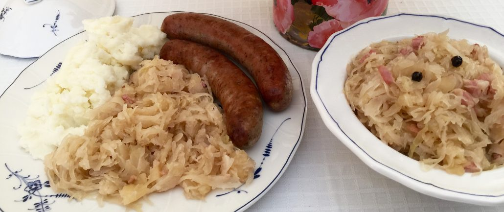 German Sauerkraut Recipe