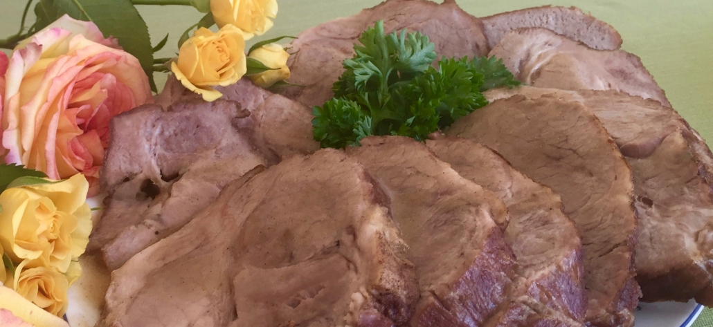German Pork Roast Recipe