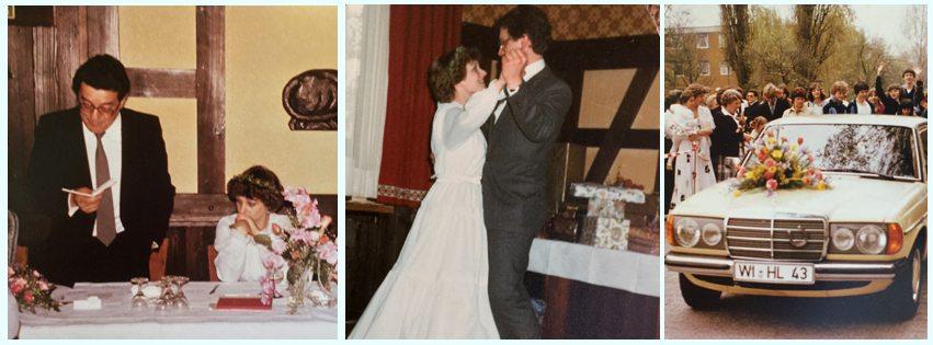 Reception German Wedding Traditions