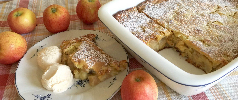 apple casserole recipe